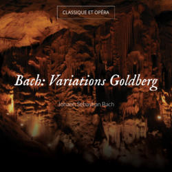 Bach: Variations Goldberg