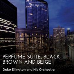 Perfume Suite, Black Brown and Beige
