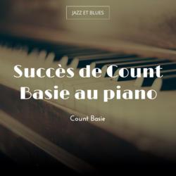 Succès de Count Basie au piano