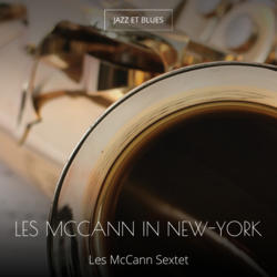 Les McCann in New-York