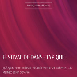 Festival de danse typique