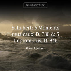 Schubert: 6 Moments musicaux, D. 780 & 3 Impromptus, D. 946