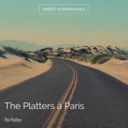 The Platters à Paris