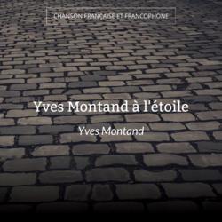 Yves Montand à l'étoile