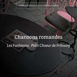 Chansons romandes