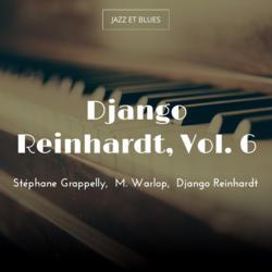 Django Reinhardt, Vol. 6