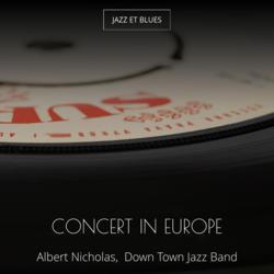Concert in Europe