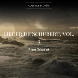 Lieder de Schubert, vol. 3