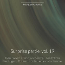 Surprise partie, vol. 19