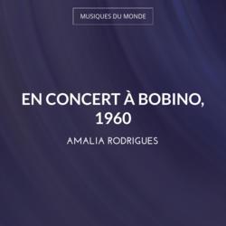 En concert à Bobino, 1960