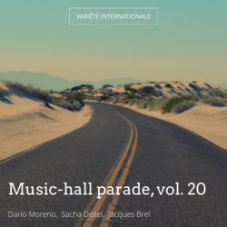 Music-hall parade, vol. 20