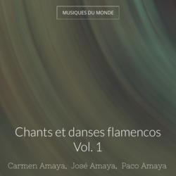 Chants et danses flamencos Vol. 1