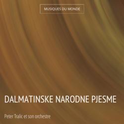Dalmatinske Narodne Pjesme