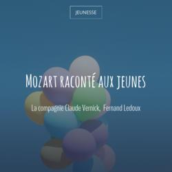 Mozart raconté aux jeunes