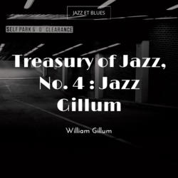 Treasury of Jazz, No. 4 : Jazz Gillum