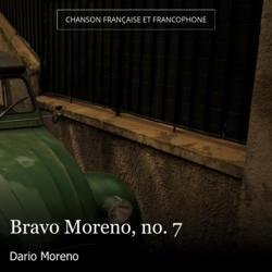 Bravo Moreno, no. 7