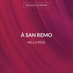 À San Remo