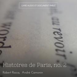 Histoires de Paris, no. 2