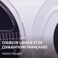 Cours de langue et de civilisations françaises