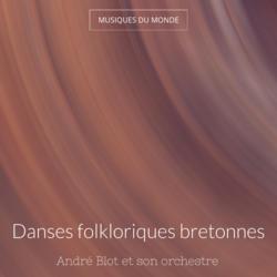 Danses folkloriques bretonnes