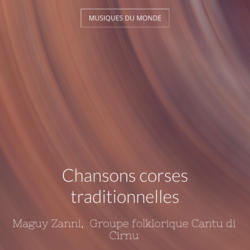 Chansons corses traditionnelles