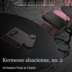 Kermesse alsacienne, no. 2