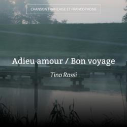 Adieu amour / Bon voyage