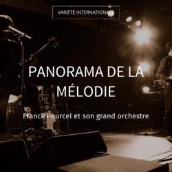 Panorama de la mélodie