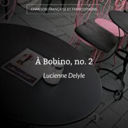 À Bobino, no. 2