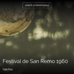 Festival de San Remo 1960