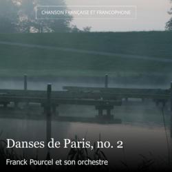 Danses de Paris, no. 2