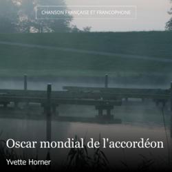 Oscar mondial de l'accordéon