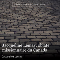 Jacqueline Lemay, oblate missionnaire du Canada