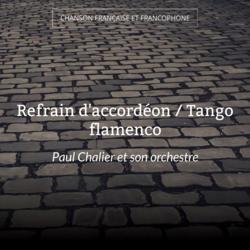 Refrain d'accordéon / Tango flamenco