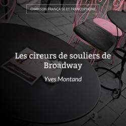 Les cireurs de souliers de Broadway