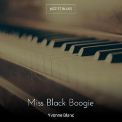 Miss Black Boogie