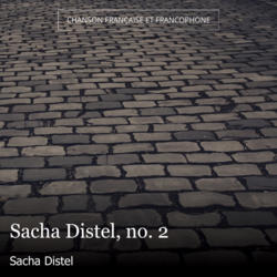 Sacha Distel, no. 2