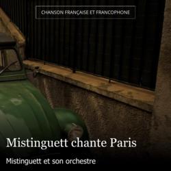 Mistinguett chante Paris