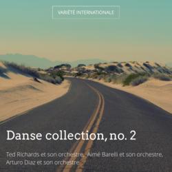 Danse collection, no. 2