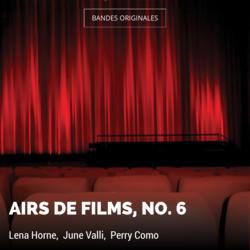 Airs de films, no. 6