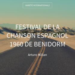 Festival de la chanson Espagnol 1960 de Benidorm