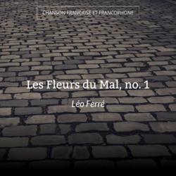 Les Fleurs du Mal, no. 1