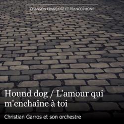 Hound dog / L'amour qui m'enchaîne à toi
