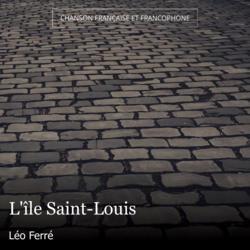 L'île Saint-Louis