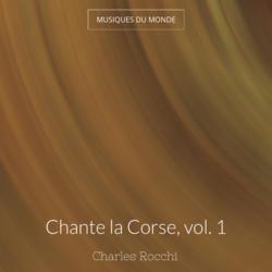 Chante la Corse, vol. 1
