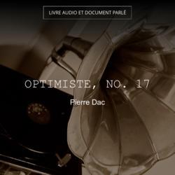 Optimiste, no. 17