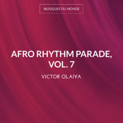 Afro Rhythm Parade, Vol. 7
