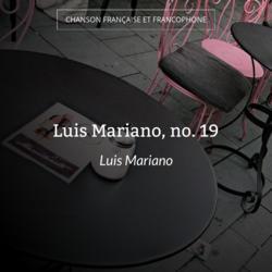 Luis Mariano, no. 19