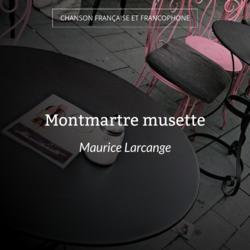 Montmartre musette