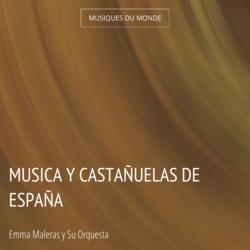 Musica y Castañuelas de España